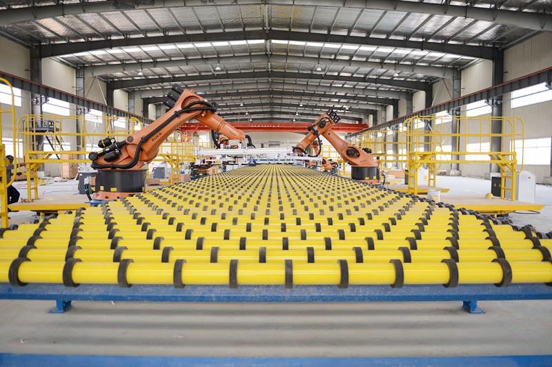 生产线-机械手