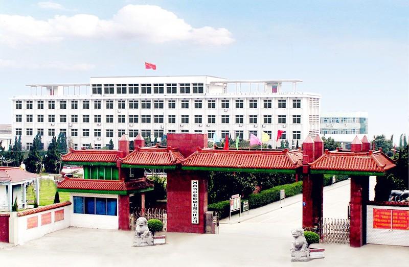 公司大门及办公楼